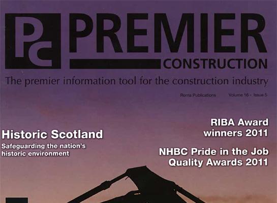 Premiere Construction Magazine 06.11