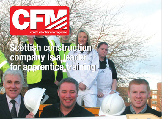 Construction Forum Magazine 06.12