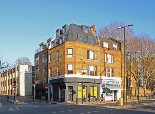 162 Farringdon Road