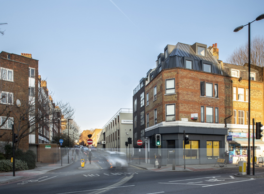 162 Farringdon Road